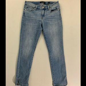 Lucky Brand Women's Blue Lolita Skinny Jeans